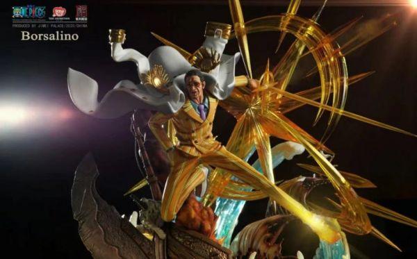 【GK預購】正版授權 集美殿堂《海賊王》-最終彈 大將黃猿 正版授權 集美殿堂《海賊王》-最終彈 大將黃猿