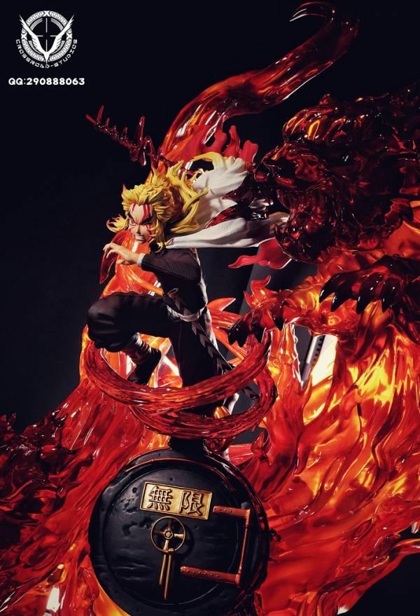 【預購】CROSSROAD 鬼滅之刃 炎柱-煉獄杏壽郎 CROSSROAD 鬼滅之刃 炎柱-煉獄杏壽郎