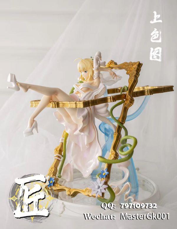 【GK預購】匠 Fate 花嫁 Saber 賽巴 雙比例 GK雕像 匠 Fate 花嫁 Saber 賽巴 雙比例 GK雕像