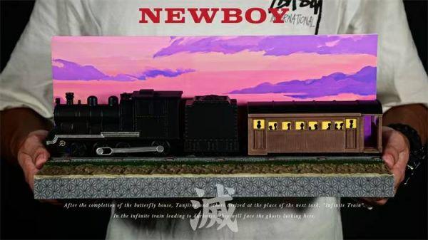 【預購】NEW BOY WCF場景地台-無限列車 NEW BOY WCF場景地台-無限列車