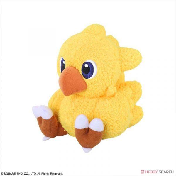 【11月預購】SQUARE ENIX 日版 絨毛玩偶 FF系列 陸行鳥 SQUARE ENIX 日版 絨毛玩偶 FF系列 陸行鳥
