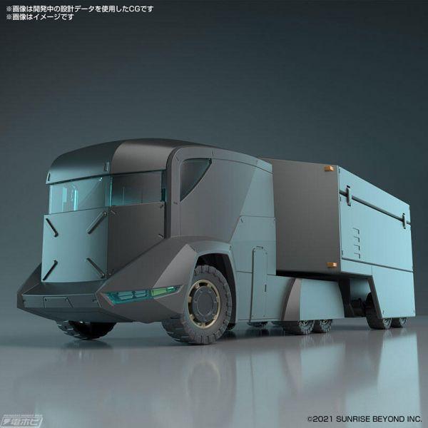 【11月預購】BANDAI 萬代 組裝模型 境界戰機 HG 1/72 特大型裝甲特殊運輸車 BANDAI 萬代 組裝模型 境界戰機 HG 1/72 特大型裝甲特殊運輸車