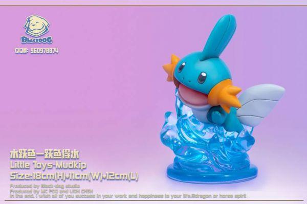 【GK預購】Black-Dog- 小玩意系列第一彈-水躍魚-躍魚得水 Black-Dog- 小玩意系列第一彈-水躍魚-躍魚得水