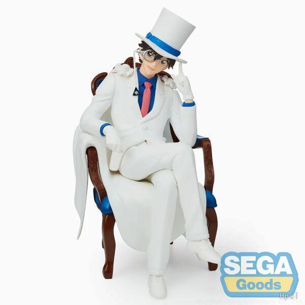 【景品現貨】SEGA景品 SE 名偵探柯南 怪盜基德 坐坐 坐姿 坐椅子 SEGA景品 SE 名偵探柯南 怪盜基德 坐坐 坐姿 坐椅子