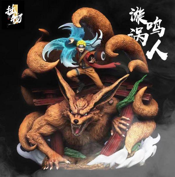 【預購】拙物 人柱力尾獸系列共鳴第二款—漩渦鳴人 拙物 人柱力尾獸系列共鳴第二款—漩渦鳴人