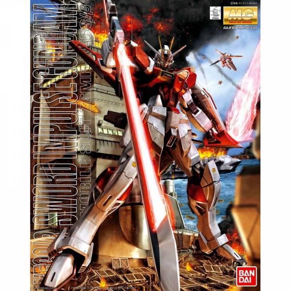 MG 巨劍脈衝鋼彈 Sword Impulse Gundam MG 巨劍脈衝鋼彈 Sword Impulse Gundam