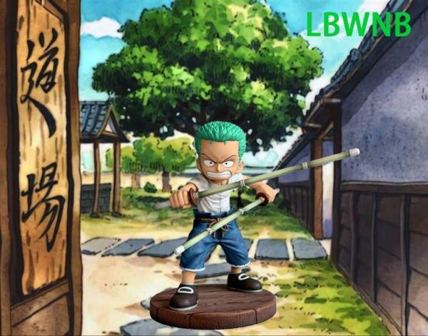 【預購】lbwnb 海賊王童年系列第五彈童年羅羅諾亞·索隆 lbwnb 海賊王童年系列第五彈童年羅羅諾亞·索隆