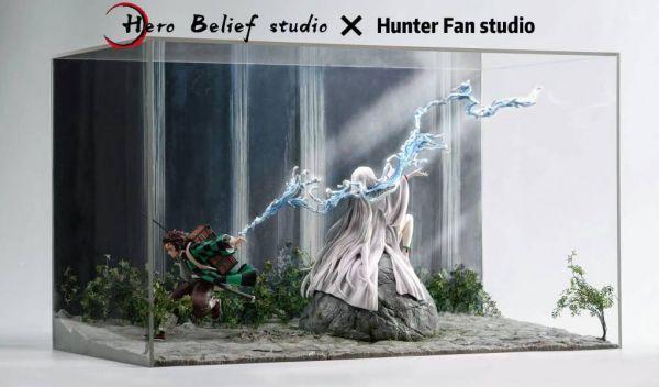 【預購】Hunter fan 鬼滅之刃 炭治郎 乾天的慈雨 鬼滅之刃 Hunter fan 鬼滅之刃 炭治郎 乾天的慈雨 鬼滅之刃