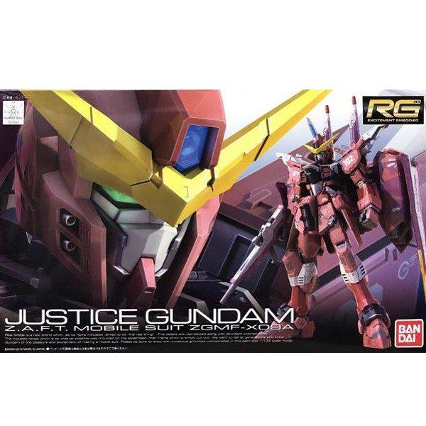 RG 1/144 正義鋼彈 RG 1/144 正義鋼彈