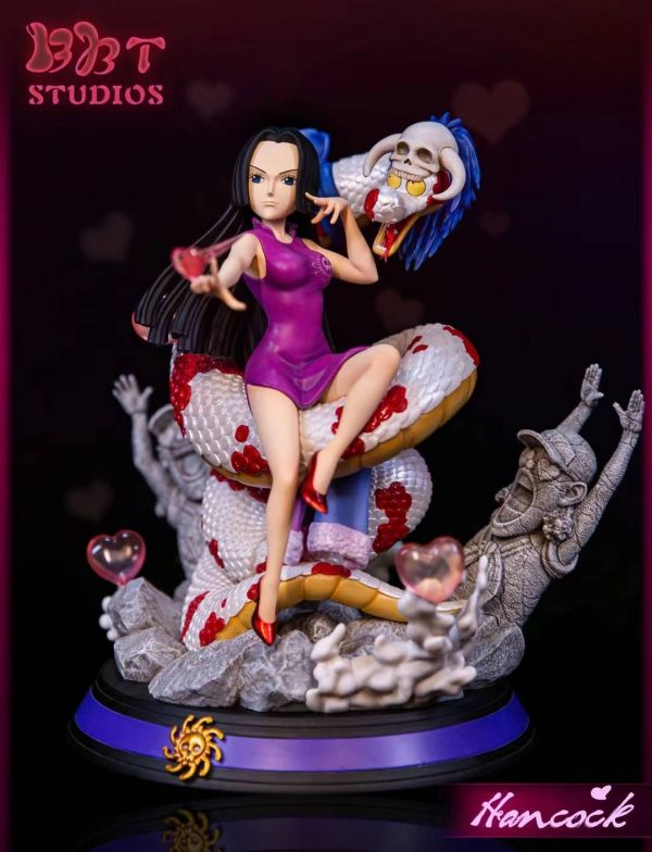【預購】BBT 七武海共鳴系列之 女帝 漢考克 SD比例雕像 BBT 七武海共鳴系列之 女帝 漢考克 SD比例雕像