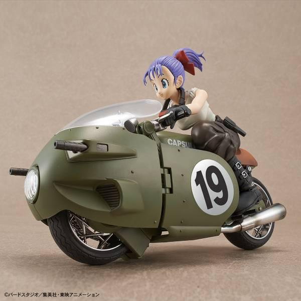 七龍珠 布馬摩托車 BANDAI Figure-rise Mechanics 布瑪的可變式 No19 摩托車 七龍珠 布馬摩托車 BANDAI Figure-rise Mechanics 布瑪的可變式 No19 摩托車
