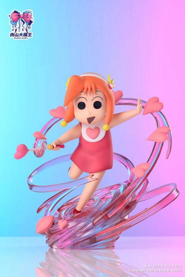 【預購】Roshan studio 蠟筆小新 魔法少女可愛p Roshan studio 蠟筆小新 魔法少女可愛p