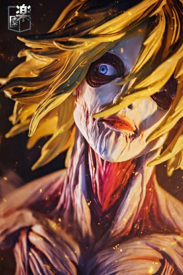 【預購】樂園工作室 進擊的巨人 系列第一彈 女巨人 亞妮 胸像 樂園工作室 進擊的巨人 系列第一彈 女巨人 亞妮 胸像