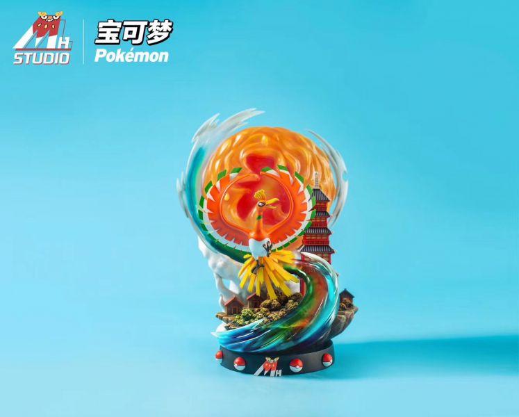 【GK預購】魔盒工坊 寶可夢 口袋妖怪Pokémon鳳王  神奇寶貝  魔盒工坊 寶可夢 口袋妖怪Pokémon鳳王