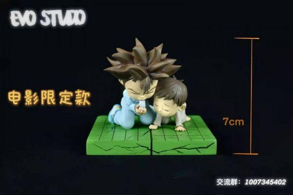 【GK預購】EVO STUDIO 數碼寶貝童年太一&小光(站姿+電影限定款)
