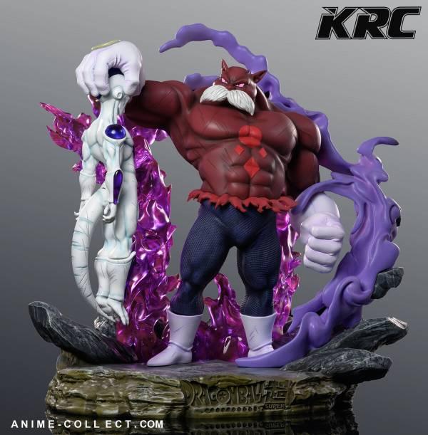 【預購】KRC 七龍珠 托波手捏弗利薩 1/6比例 GK雕像 KRC 七龍珠 托波手捏弗利薩 1/6比例 GK雕像