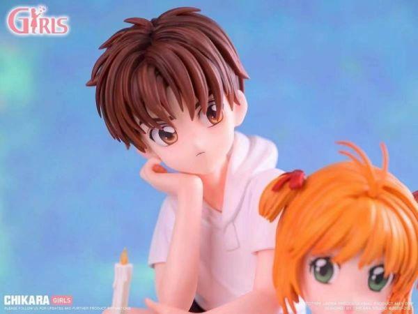 【預購】CHIKARA GIRLS系列 - 庫洛魔法使 小櫻 CHIKARA GIRLS系列 - 庫洛魔法使 小櫻