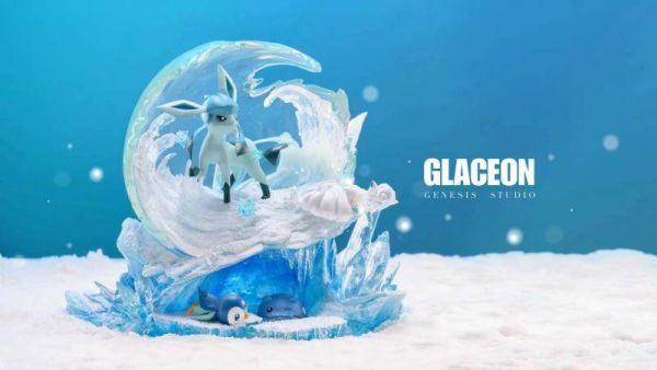 【預購】基因工作室 寶可夢 起舞吧!冰雪 冰伊布 基因工作室 寶可夢 起舞吧!冰雪 冰伊布