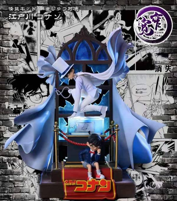 【預購】寬窄工作室 命運的魔術對決 名偵探柯南 寬窄工作室 命運的魔術對決 名偵探柯南