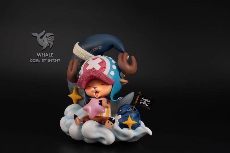 【GK預購】Whale Studios 海賊王 雙比例 睡眠喬巴 可發光 GK雕像 Whale Studios 海賊王 雙比例 睡眠喬巴 可發光 GK雕像
