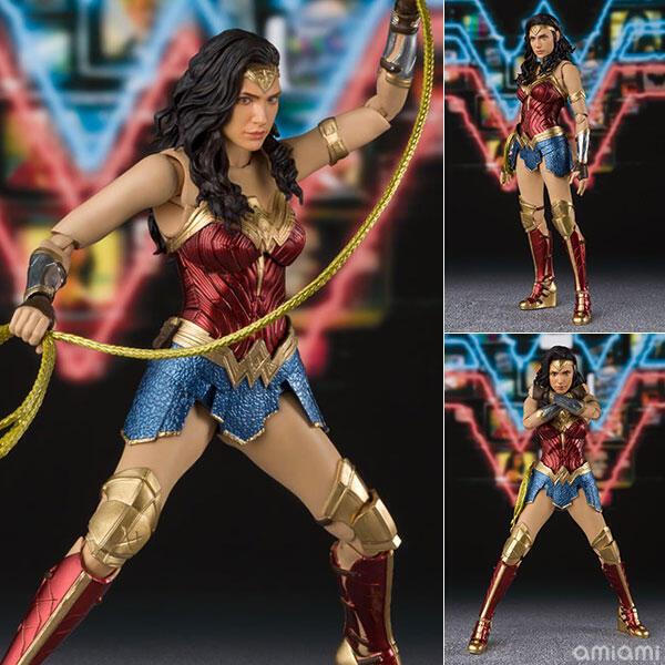 S.H.F SHF 漫威 神力女超人 WW84  神力女超人 代理版 S.H.F SHF 漫威 神力女超人 WW84  神力女超人 代理版