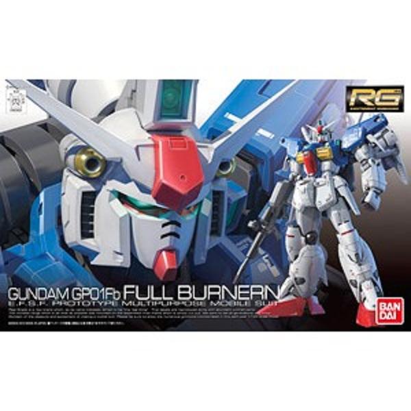RG 1/144 RX-78-FB GP01 鋼彈 RG 1/144 RX-78-FB GP01