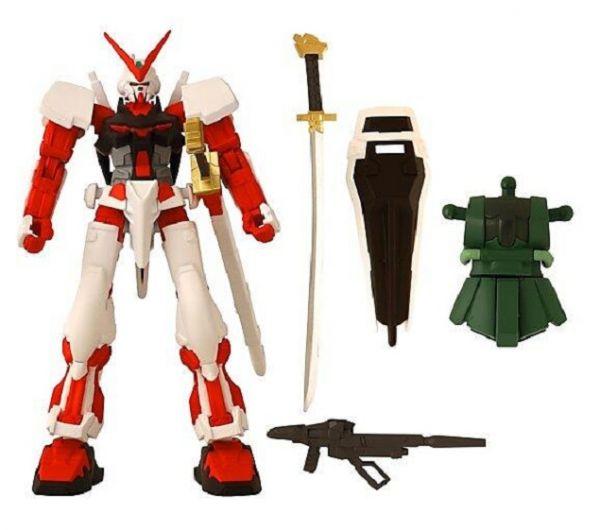 【2021/10月預購】BANDAI 萬代 鋼彈可動公仔 紅色異端鋼彈 BANDAI 萬代 鋼彈可動公仔 紅色異端鋼彈