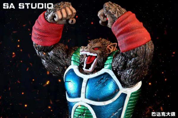 【預購】SA STUDIO 七龍珠 變身系列-巴達克大猿 雕像 SA STUDIO 變身系列-巴達克大猿 雕像