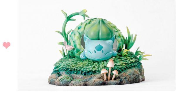 【GK預購】Fantasy幻想屋孵化系列第五彈 御三家拼接套裝 孵化妙蛙種子 Fantasy幻想屋孵化系列第五彈 御三家拼接套裝 孵化妙蛙種子