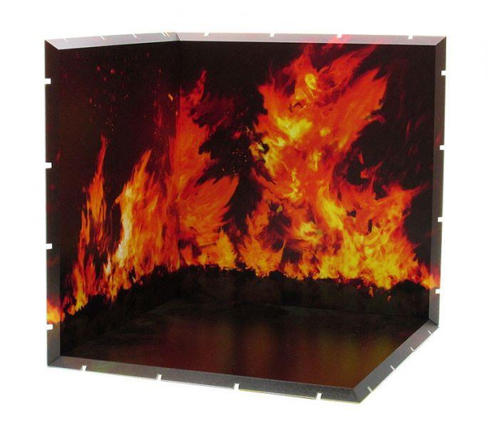 【2021/12月預購】代理版 GSC PLM Dioramansion200 火焰場景 20x20cm 代理版 GSC PLM Dioramansion200 火焰場景 20x20cm