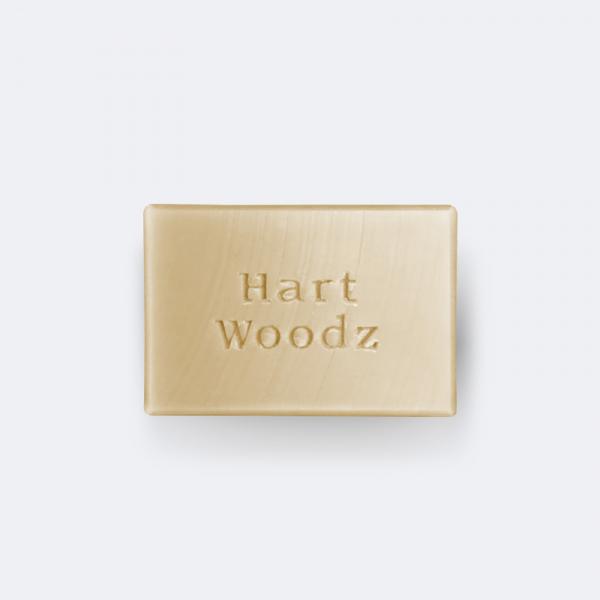 HartWoodz|懺悔皂(潔顏皂)      120g±10% 零損失潔顏皂,手工100天皂化