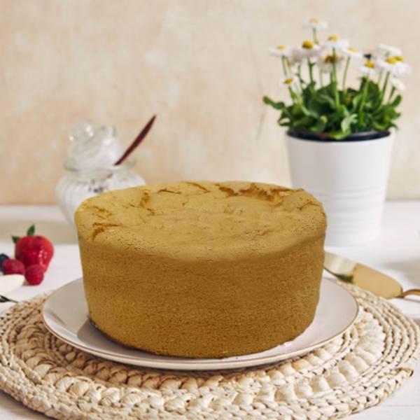 鮮奶布丁蛋糕(6吋)