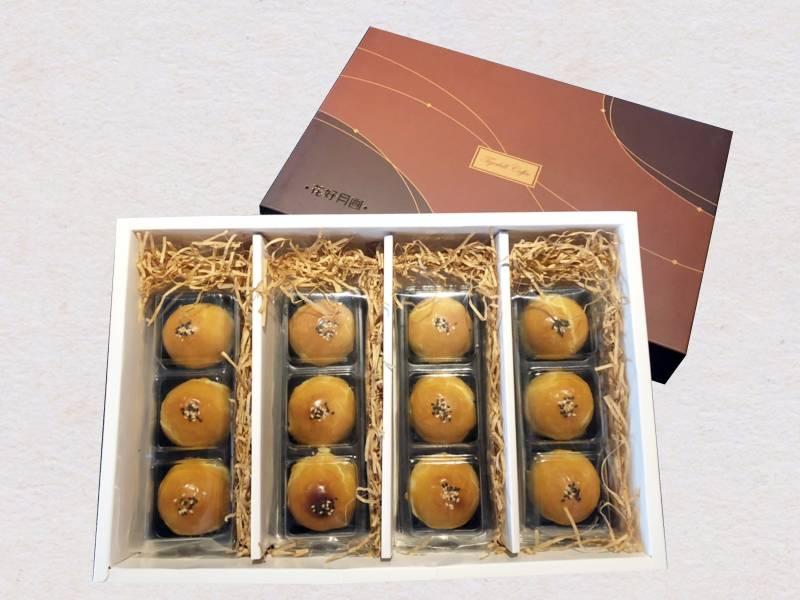 菠蘿蛋黃酥 12入/盒