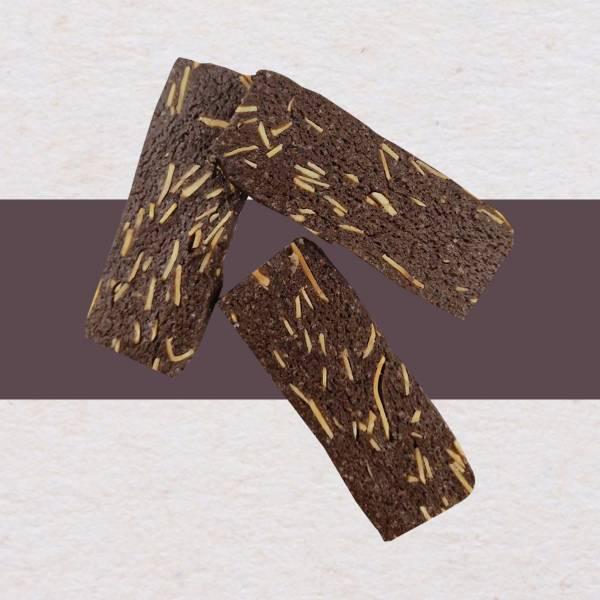 巧克力杏仁 1罐