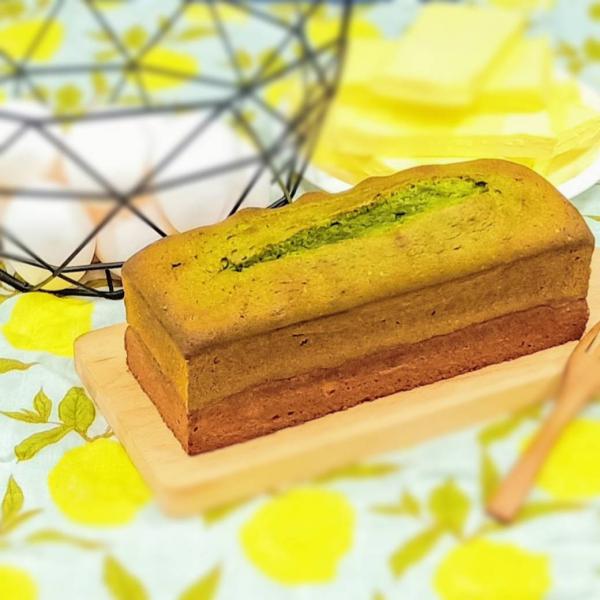 抹茶紫心磅蛋糕 1條/盒