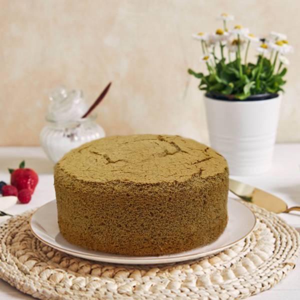 伯爵布丁蛋糕(6吋)