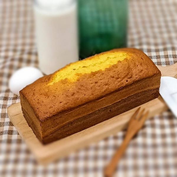 香草可可磅蛋糕 1條/盒