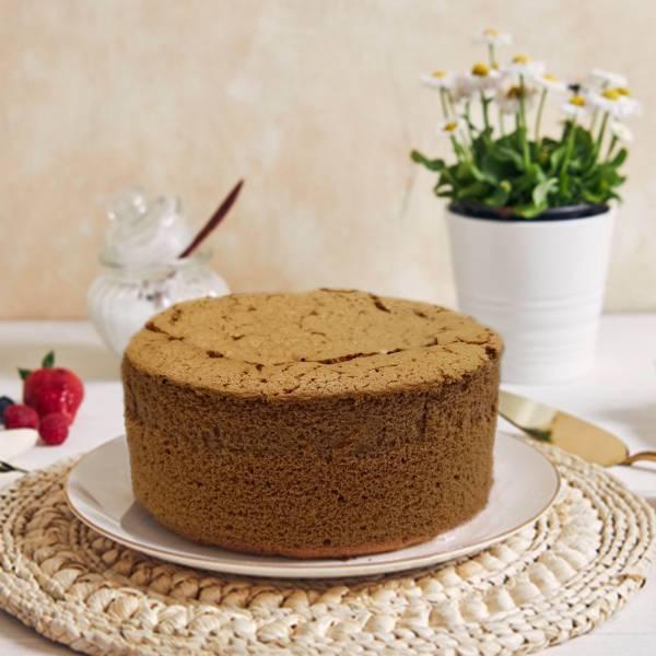 巧克力布丁蛋糕(6吋)