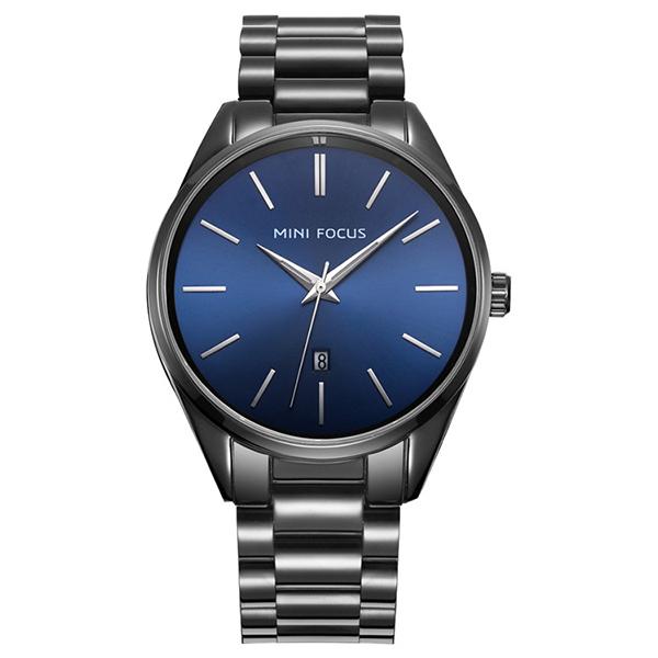 溫文儒雅 簡約鋼帶腕錶 MF0050 腕錶,手錶,男錶,鋼帶