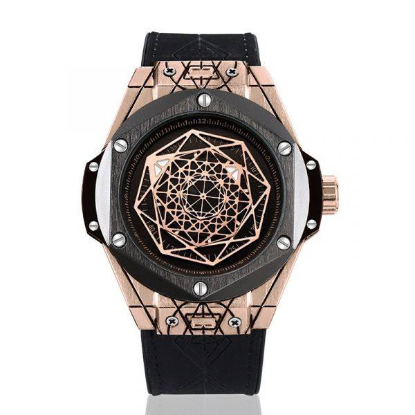 經典幾何 潮流腕錶 K-720D  腕錶,手錶,男錶,幾何