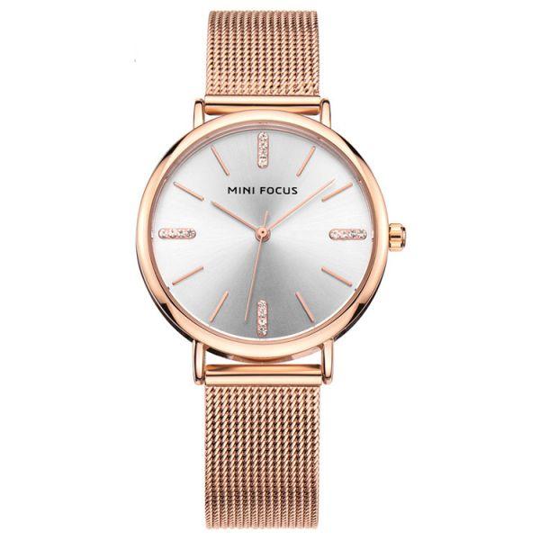 清新奢華 鋼網帶女錶 MF0036 腕錶,手錶,女錶,鋼帶,鋼網帶,米蘭