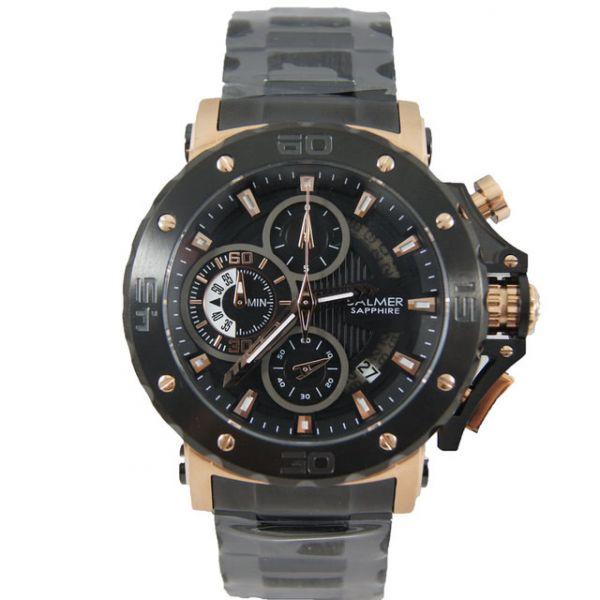 霸氣馬王 真三眼鋼帶腕錶 BM7975 賓馬,馬王,賓馬7975,賓馬錶,賓馬王