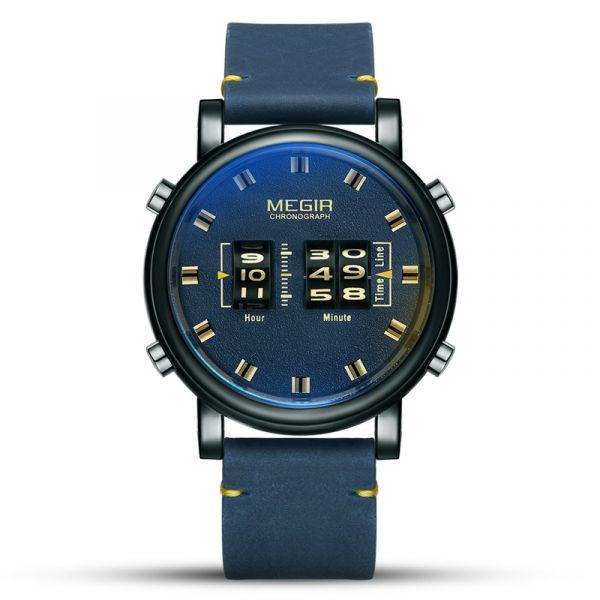 時間光軸 個性時尚腕錶 MG2137 腕錶,手錶,男錶,時尚