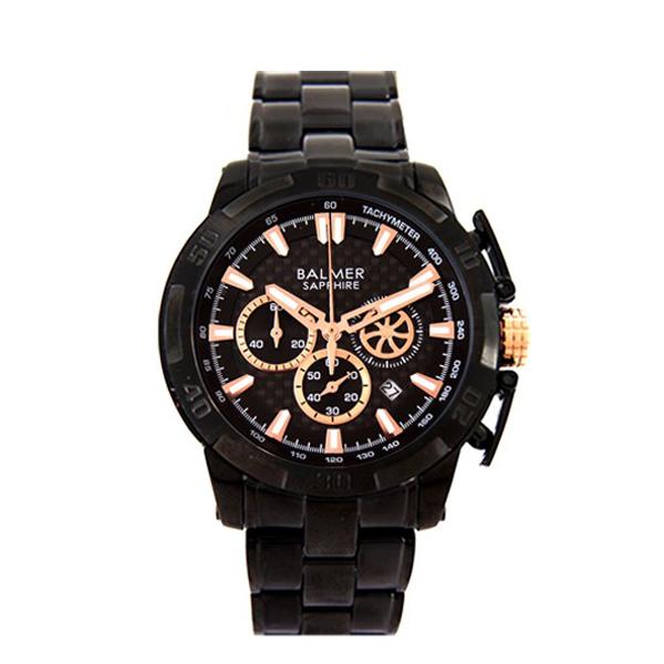 絕地武士 真三眼鋼帶腕錶 BM8106 賓馬,馬王,賓馬8106,賓馬錶,賓馬王