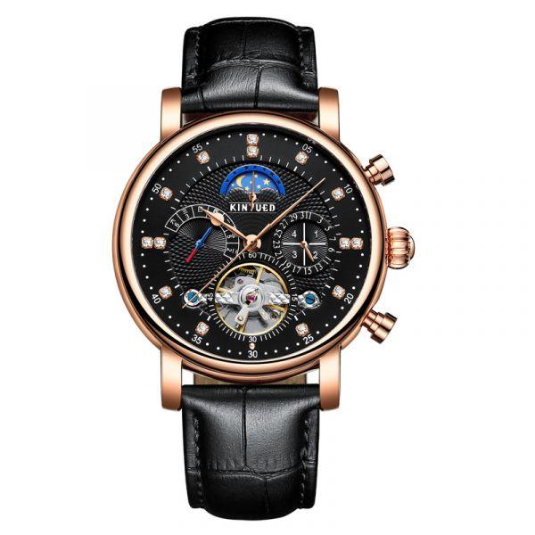 日月星辰 國王機械錶 J025 機械錶,國王錶,腕錶,手錶,男錶,三眼錶,星辰