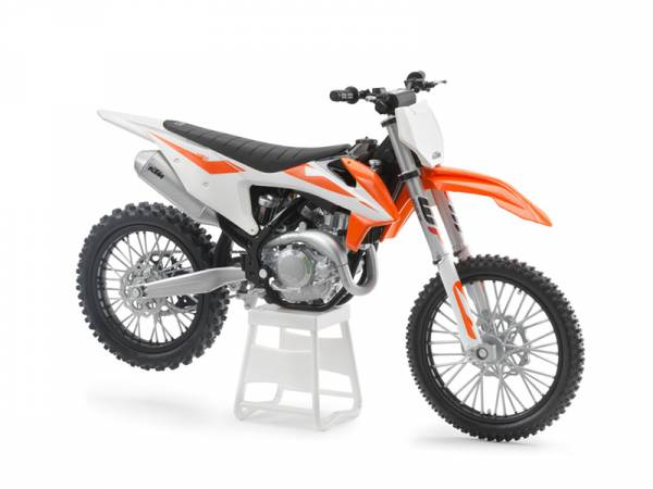 450 SX-F MY 19 MODEL BIKE