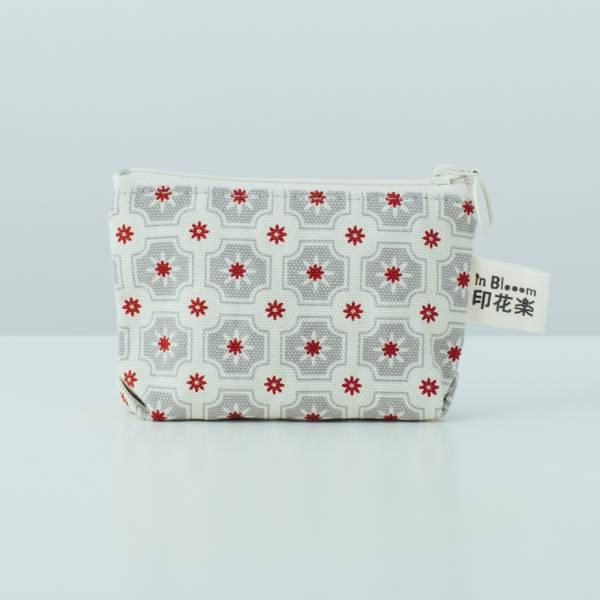 小東西拉鏈包/老磁磚2號/雲塵灰色 2019,零錢包,雜物包