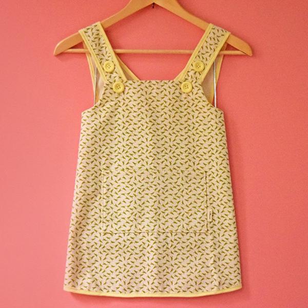 兒童圍裙-110/台灣八哥4號/橄欖綠 圍裙