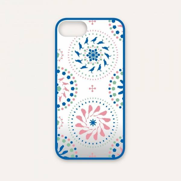 【現貨】印花樂X犀牛盾NX邊框背蓋兩用殼-iPhone XS/限定花色/十週年/柔和藍綠 手機殼, 手機套, 犀牛盾, iPhone 手機殼
