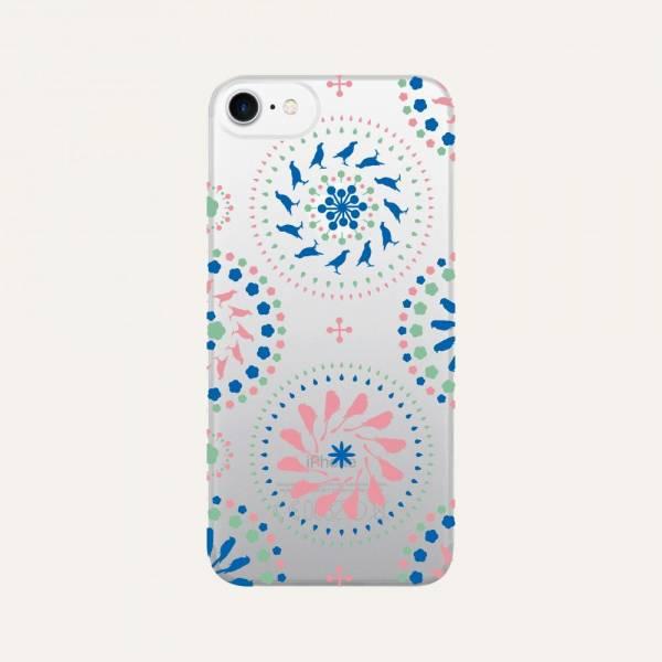 【現貨】印花樂X犀牛盾NX背板-iPhone X/限定花色/十週年/柔和藍綠 手機殼, 手機套, 犀牛盾, iPhone 手機殼
